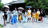山東:大學生可免費游臺兒莊古城