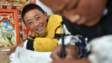Over 3,000 Tibetans relocated to new homes in anti-poverty fight