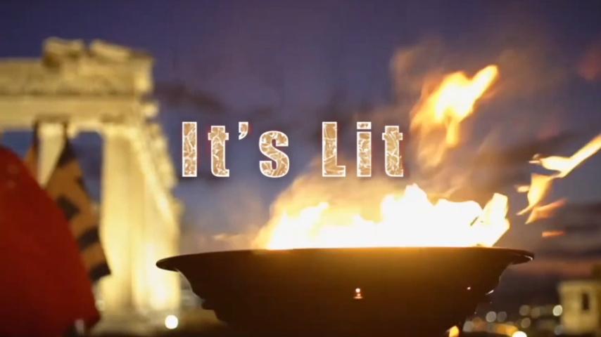 GLOBALink   Olympic Short Film: It's Lit
